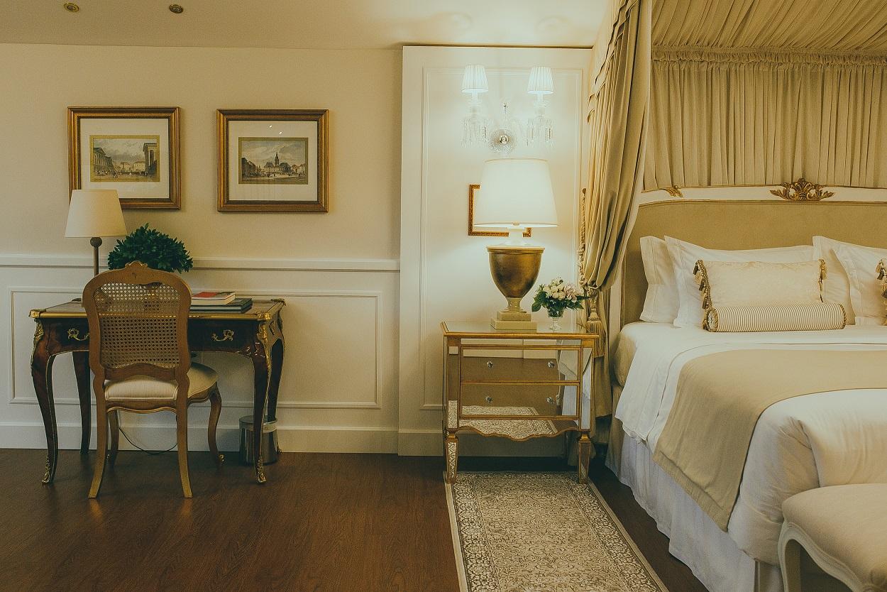 Incríveis 100 m² com luxo, sofisticação e privacidade exclusivos para você